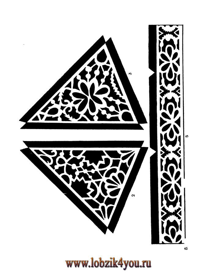 Как сделать татарскую тюбетейку
